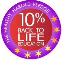Healthy Harold Pledge